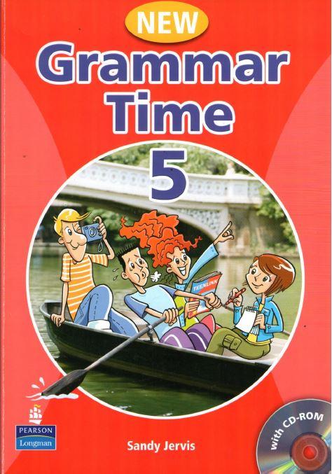 New Grammar Time 5
