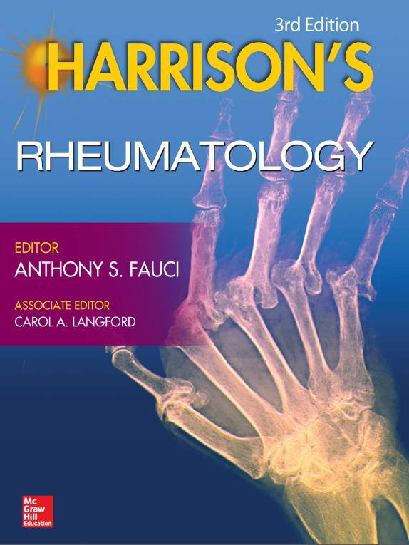 Harrison's Rheumatology