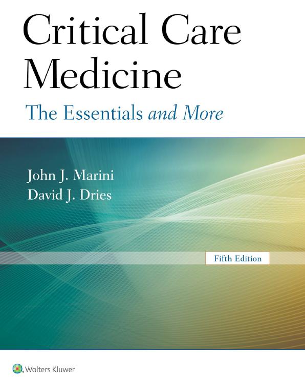 Critical Care Medicine : The Essentials and More