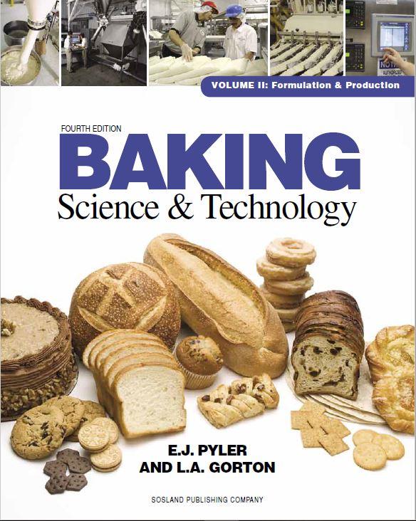Baking Science & Technology Volume II