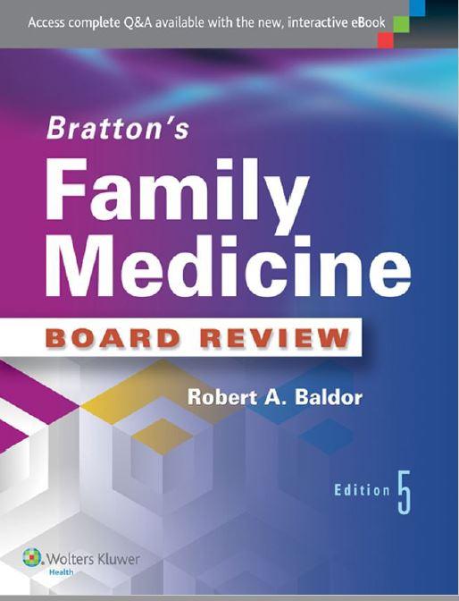 Bratton's family medicine