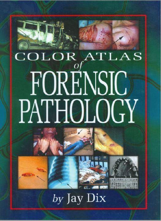 Color atlas of forensic pathology